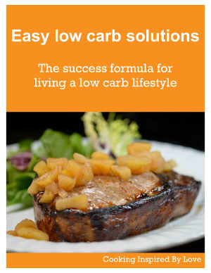 Easy low carb solutions-cover300x388