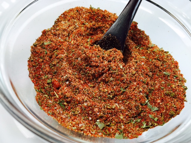 Creole seasoning mix