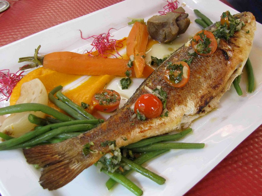 France provence and amalfi coast food gastronomic for Can i eat fish everyday