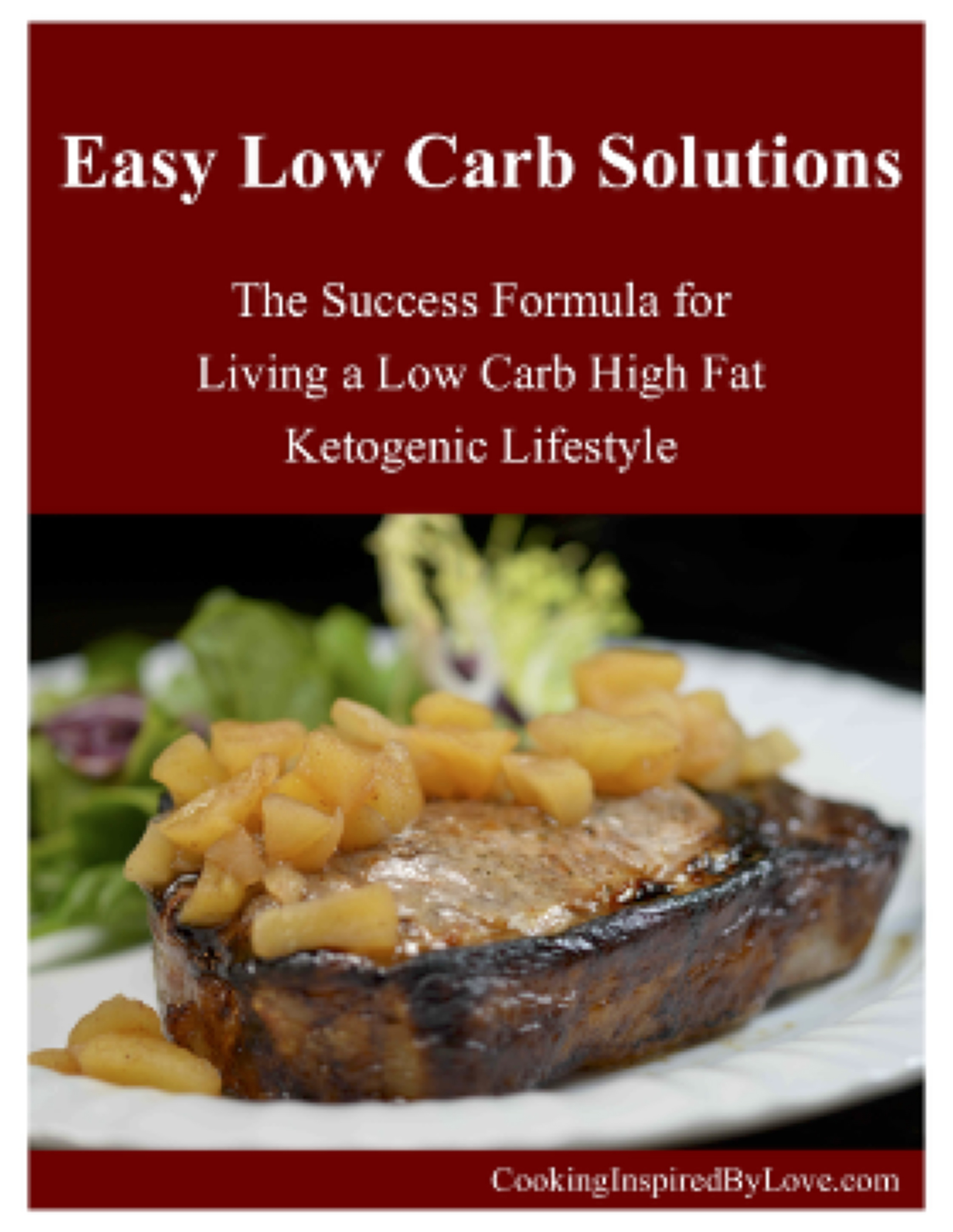 Easy low carb solutions rev3-cover280x362
