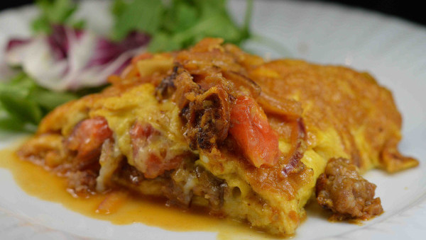 Home Perfected American Omelette